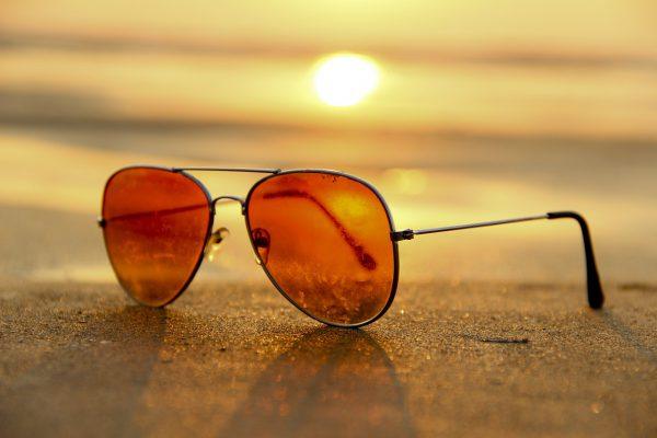 mooie zonnebril